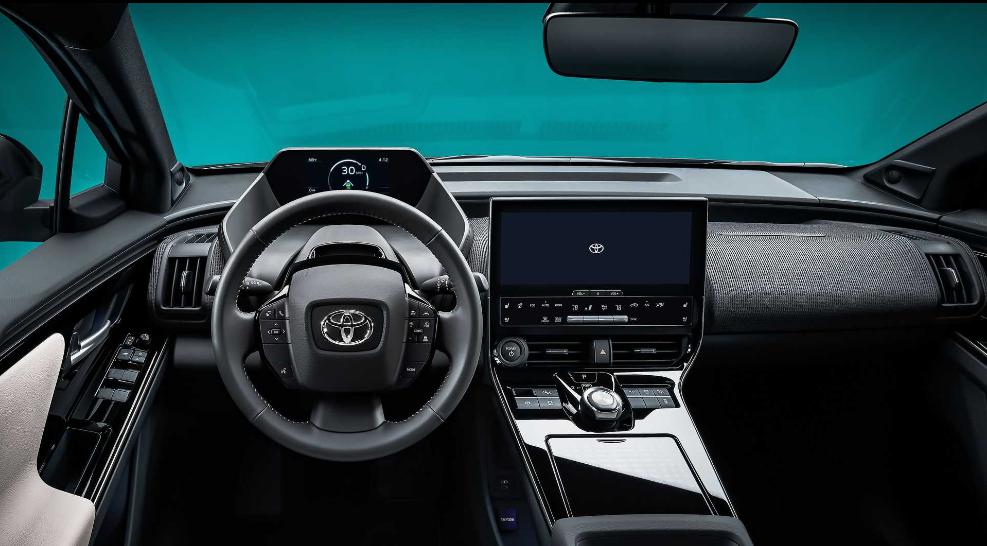 丰田bz4X量产版将于今年亮相 明年上市