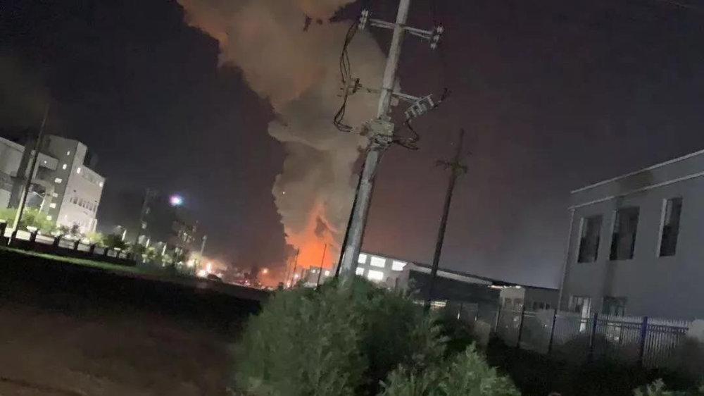 阜新化工厂爆炸次日,辽宁代省长刘宁赴现场指导:不要带血的GDP