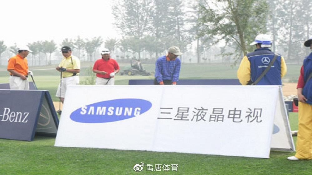 禹唐体育高尔夫赛事体育营销案例:三星电子赞助高尔夫赛事