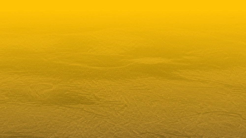 金星上古老的层状岩石或源自火山