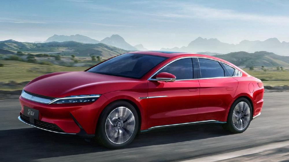 比亚迪正在开发全新纯电平台,首款车型上海车展发布