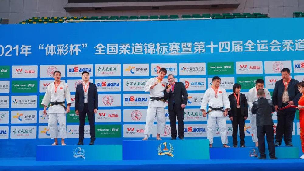【公益体彩】柔道冠军谢亚东:梦在前方,路在脚下
