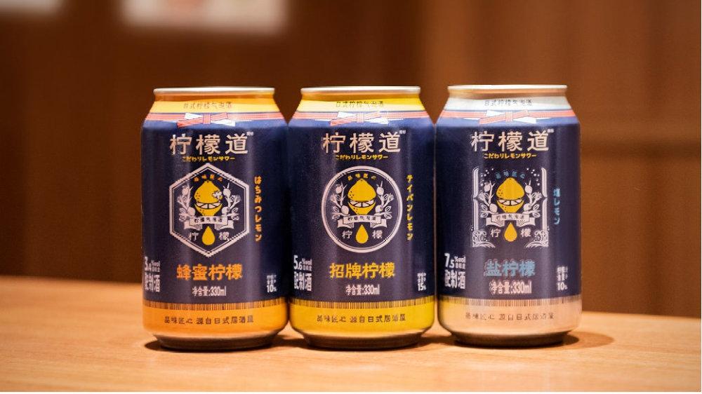 加码低度风味酒饮 可口可乐中国推出【柠檬道】