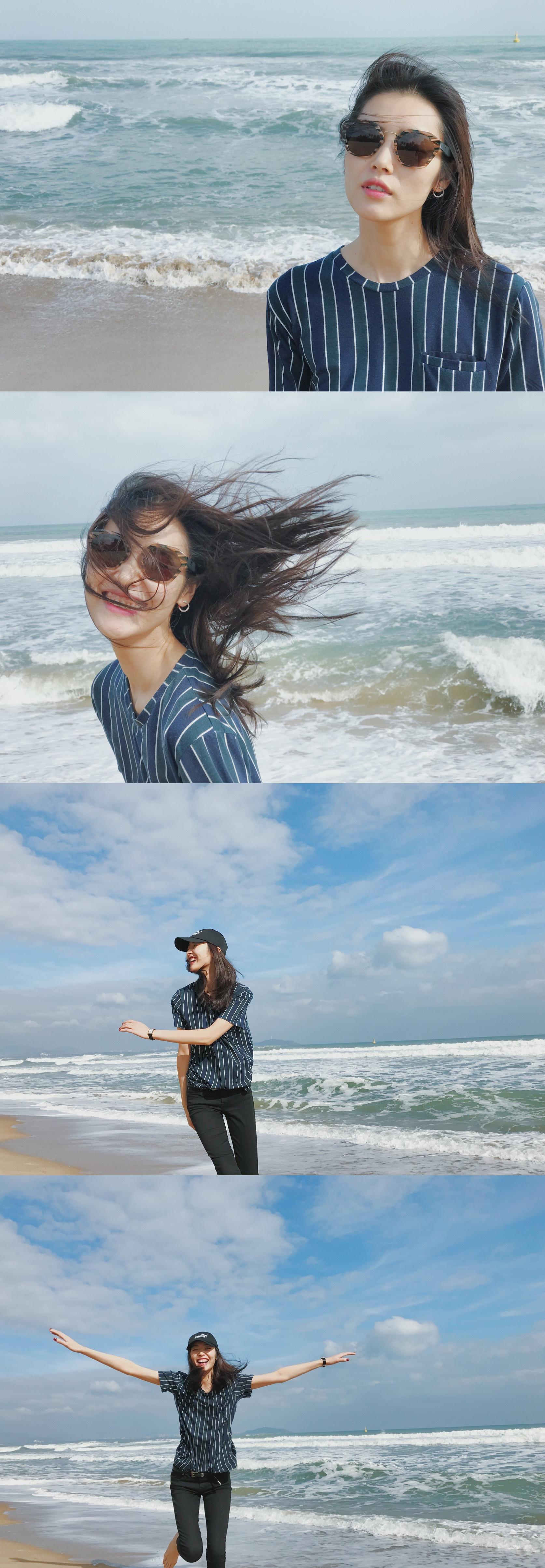 刘雯私照合集 简直就是女生旅行的拍照范本