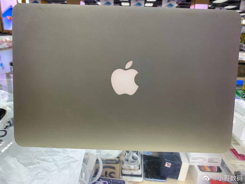 超薄本macbook air,配置:11