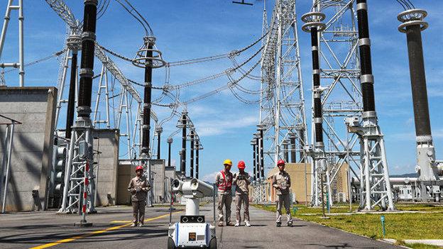 世界首次!特高压变电站无人机多机协同自主巡检成功