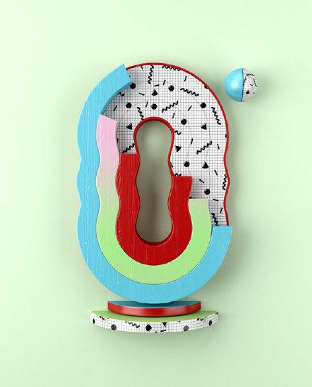 来自西班牙工作室 Muokkaa Studio 的创意数字设计!
