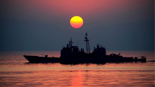 太有钱了!美军开始拆解宙斯盾战舰,卖给哪个国家不都是大宝贝?