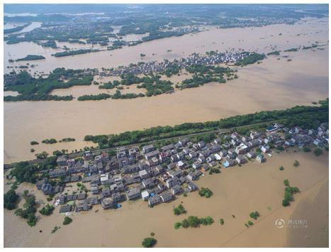 圣贝集团助力青少年基金会,共抗洪灾