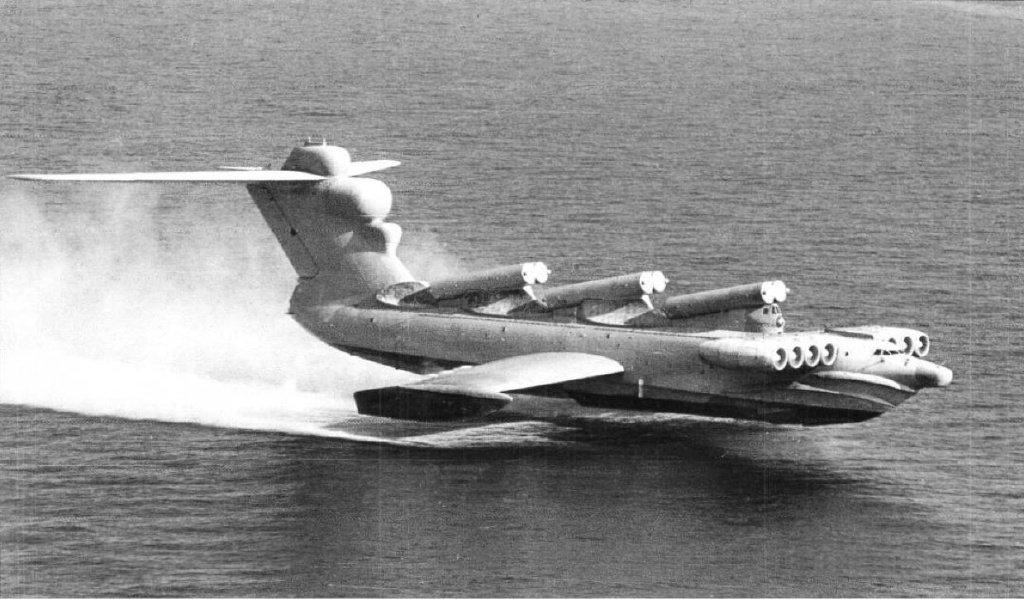 图1这个经常出镜的、带导弹的地效飞行器,不是里海怪物,是花尾鸽