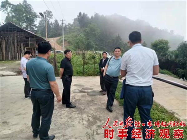 溆浦县库区移民事务中心挖掘红色记忆 深化学史内涵