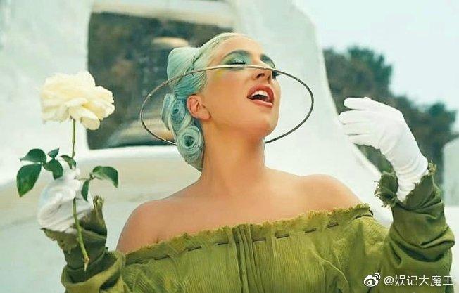 Lady Gaga新歌911MV