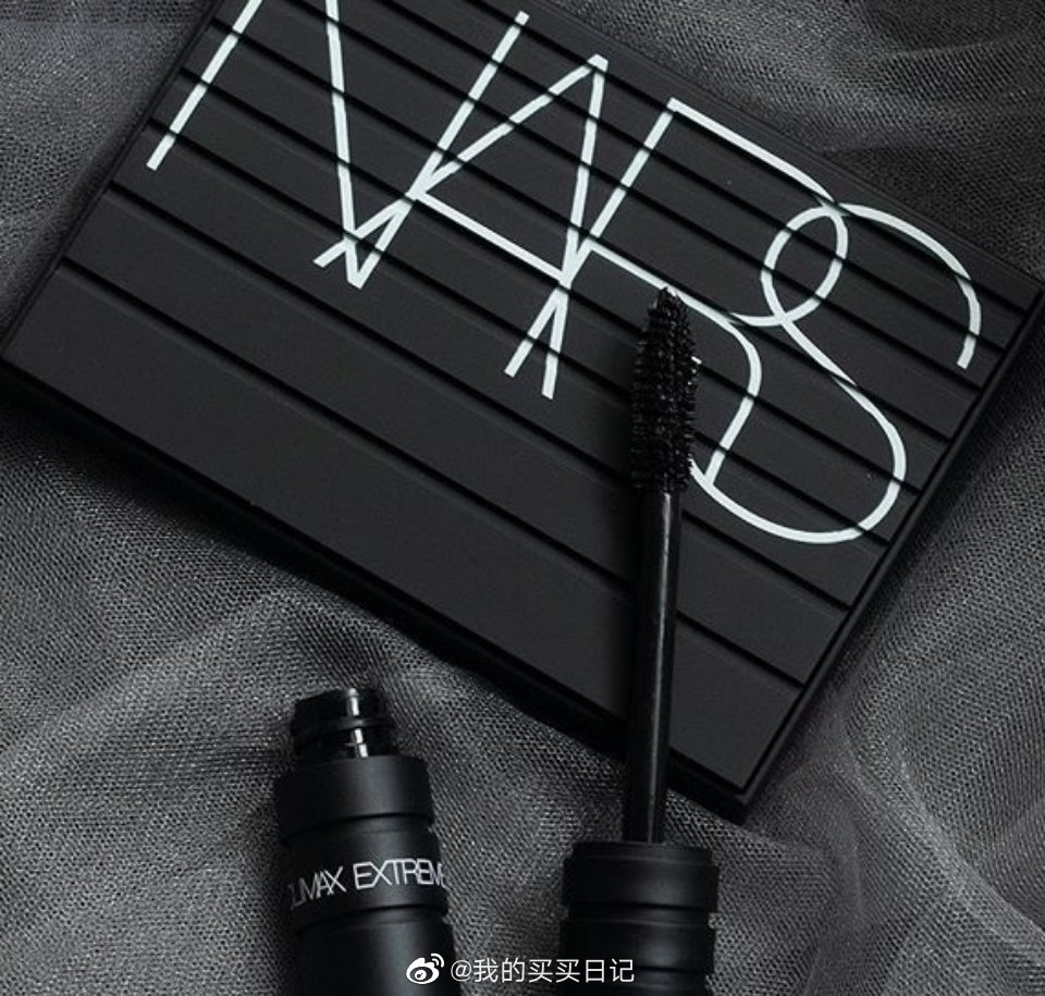 NARS 新品climax extreme系列试色,眼影的粉质真的好爱!