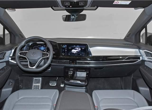 大众一旗舰SUV即将上市,比途昂尺寸还大,坐进后排,GL8不香了