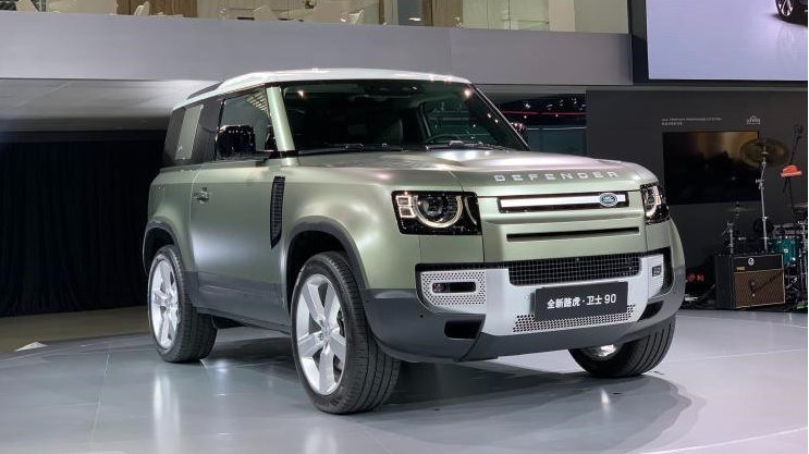 全新路虎卫士90亚洲首秀,传统豪华中大型SUV耗子尾汁