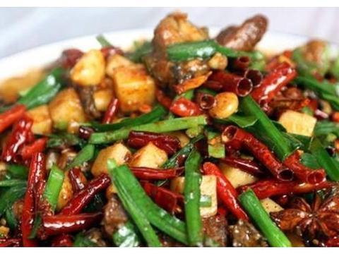 """网评""""最辣""""的4道这中国菜,口水鸡上榜,看到图4:老外直冒汗"""