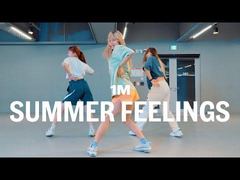 1Million编舞师Ara Cho最新编舞Summer Feelings