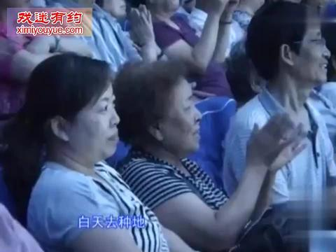 常香玉大师早期弟子同台演唱《花木兰》选段