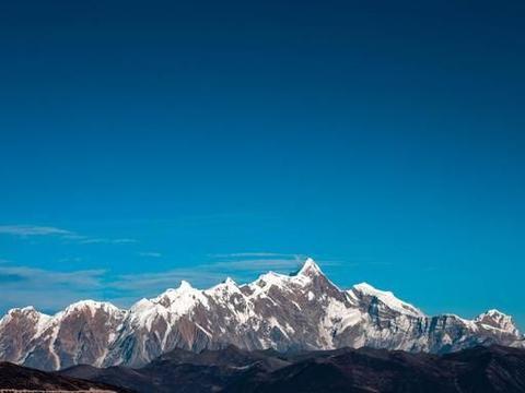 """西藏最美的""""云中天堂""""—南迦巴瓦,我为你而来"""