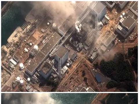 卫星视角,日本核污水排放影响几何
