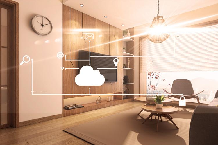 物联网智能家居结合可视门铃 既是门铃也是监控