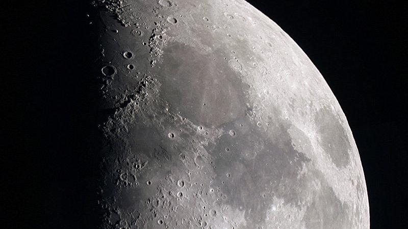天象预告 | 下周三的月亮看不到?为您解读真实的月