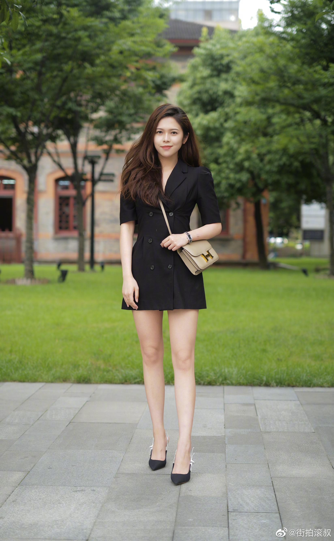 上周杭州街拍点赞 TOP 9