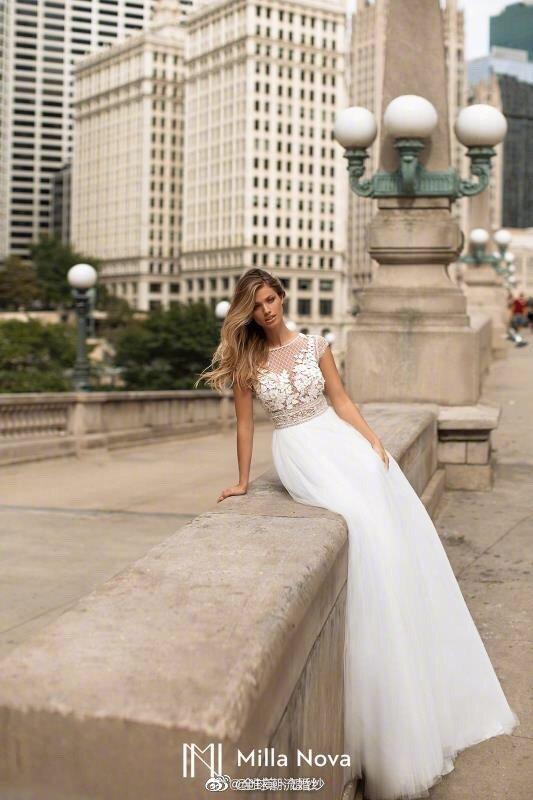 最美城市天际线与波兰童话梦中的婚纱相遇
