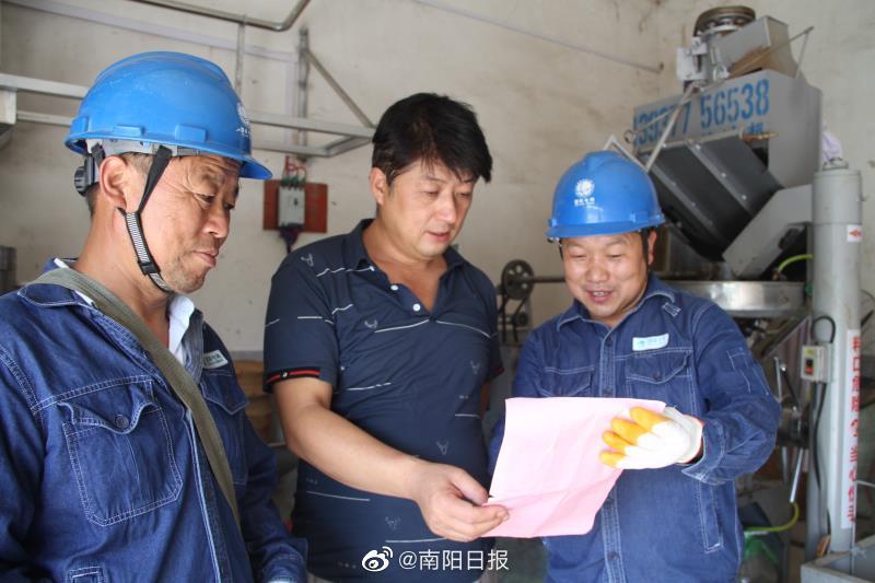 国网邓州市供电公司:专项排查确保小加工用电安全