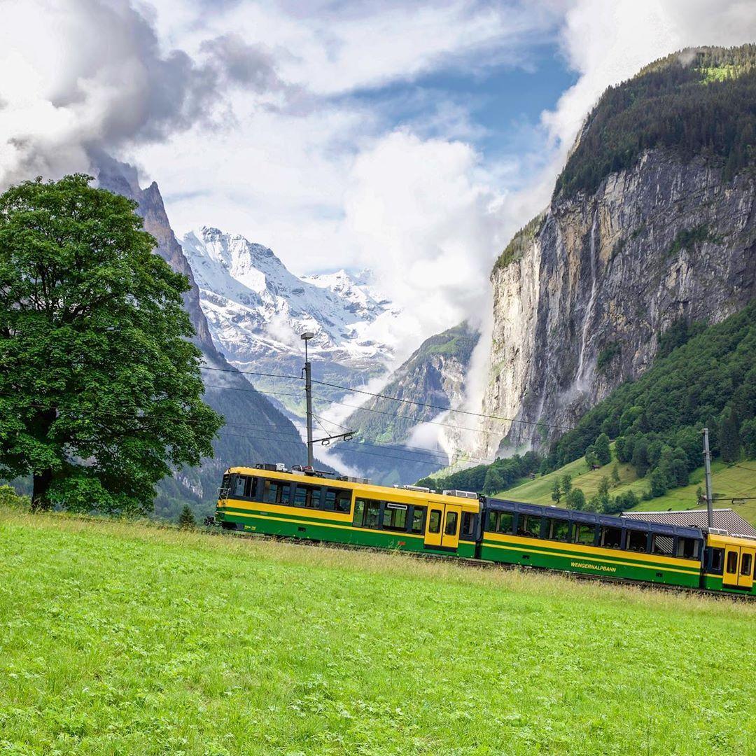 瑞士,你好。