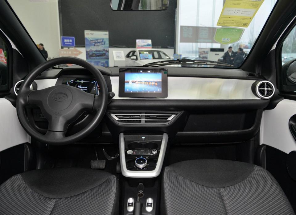都是微型电动车,比亚迪e1和欧拉R1,怎么选?