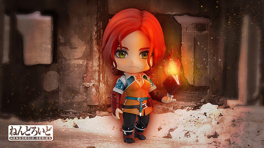 GSC 粘土人 特莉丝·梅莉葛德 (作品:《巫师3 狂猎》)价格