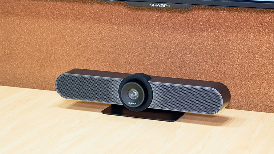 罗技CC4000e高清视频会议系统深度体验:视频会议好搭档
