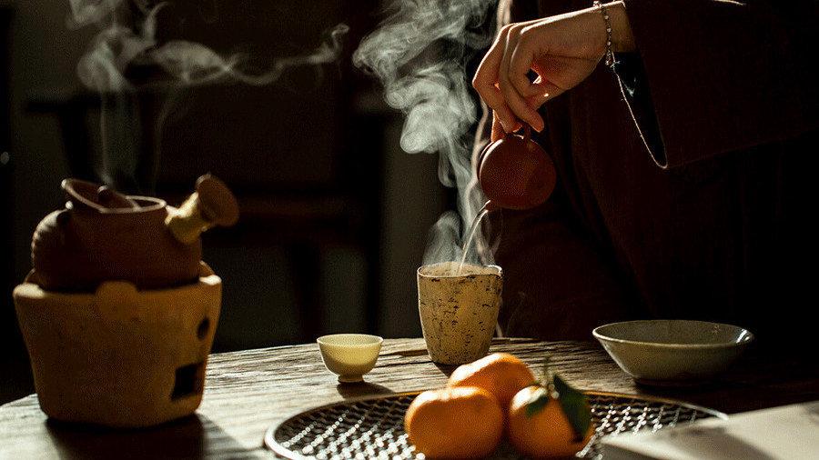 明代人喝茶,半是风雅半烟火