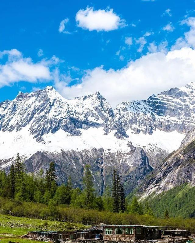 东方阿尔卑斯,川西小瑞士,徒步秘境美过西欧,却少有国人走过