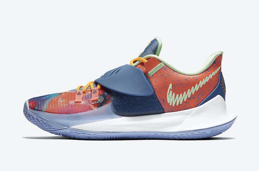 Nike Kyrie Low 3 全新配色设计目前暂无发售信息 ! - © Nike