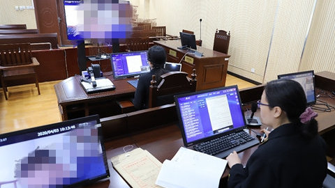 河东法院互联网庭审系统升级效率更高
