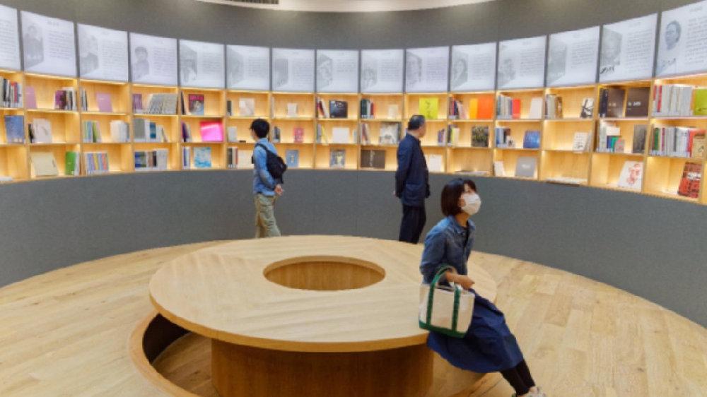 浦东图书馆十大主题分馆,你最喜欢哪个?