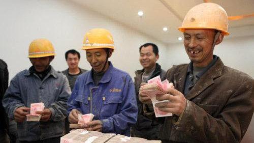 """【五位一体】连云港市开展""""秋风行动"""" 保障农民工工资支付"""