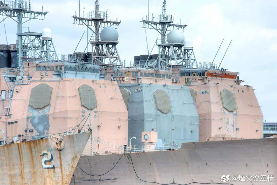 人类首艘宙斯盾舰要被解体了