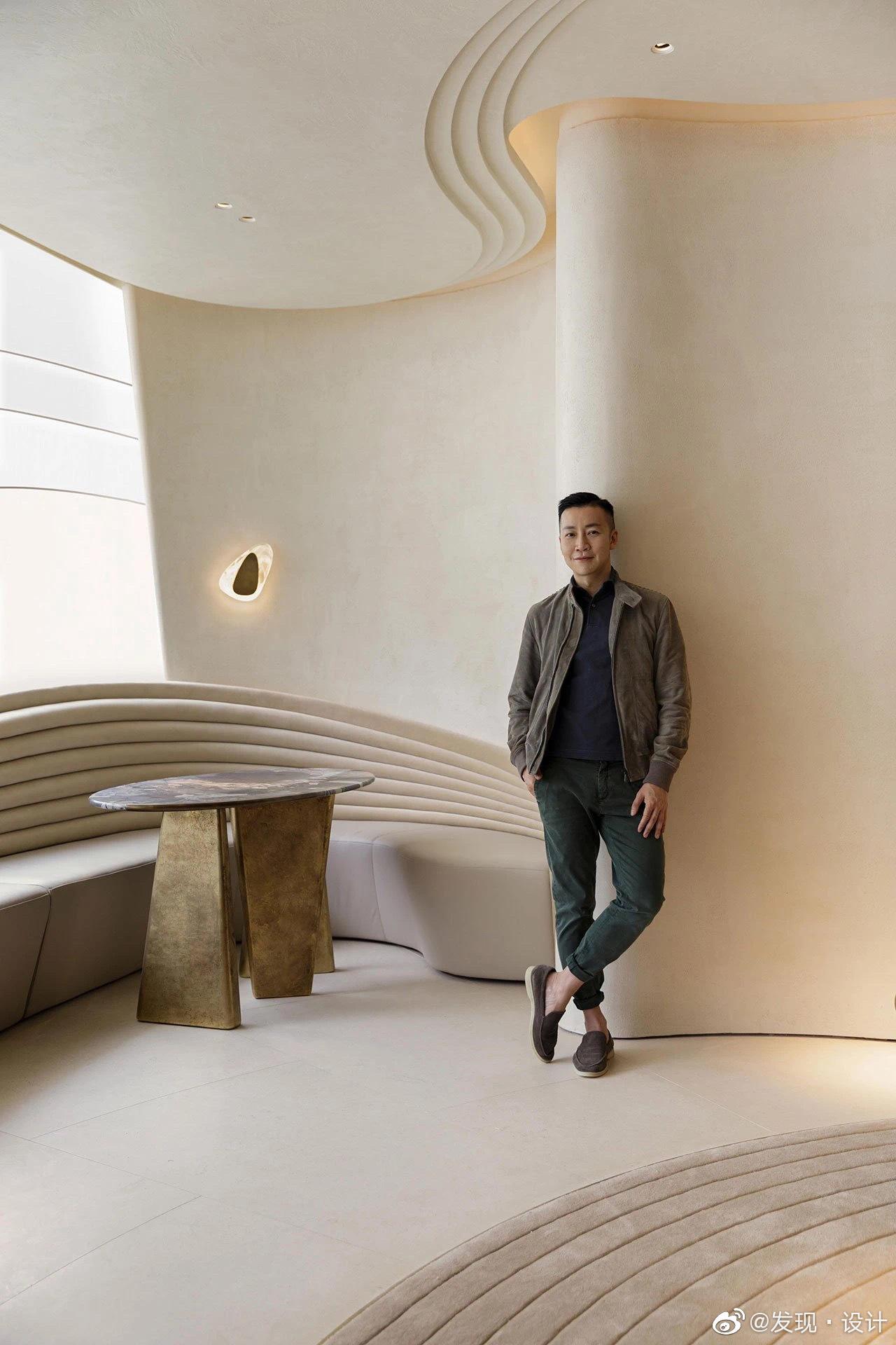 Nelson Chow  | 宁静自然的建筑语言