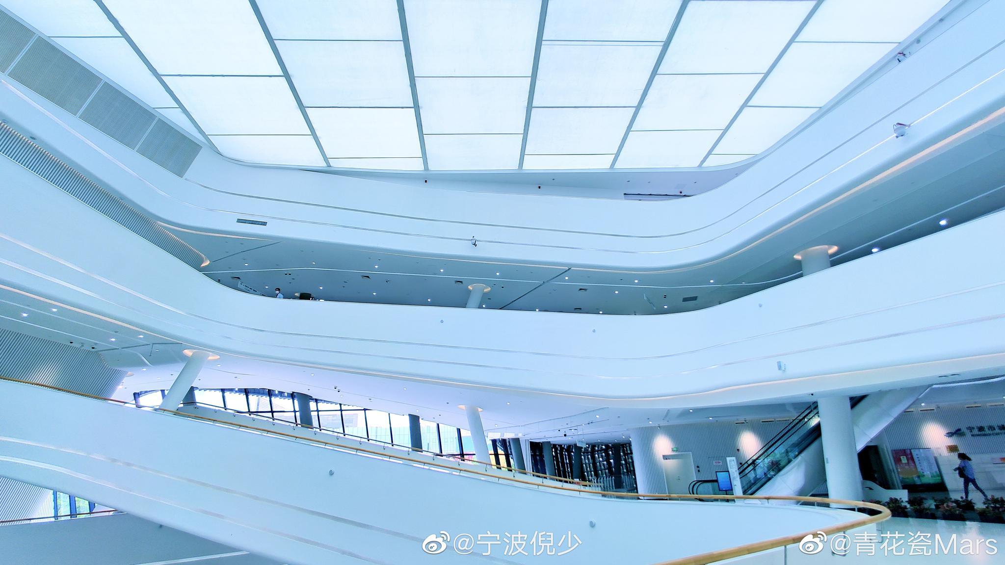 @青花瓷Mars 投稿:宁波城市展览馆