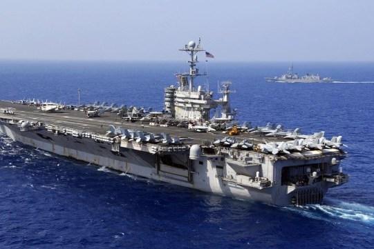 美国公开亮相1357枚核弹,张召忠发出警告