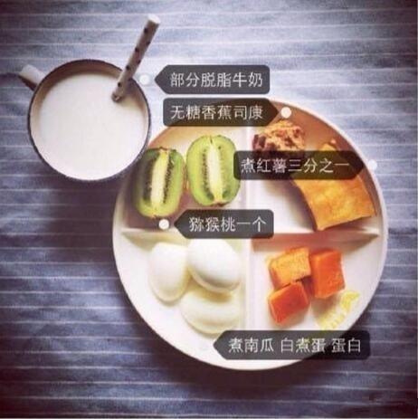营养减脂餐,想要运动减脂,饮食也要跟上,少吃少油少盐是前提