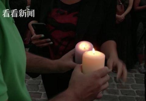 为黎巴嫩遇难者默哀!埃菲尔铁塔提前熄灯一小时
