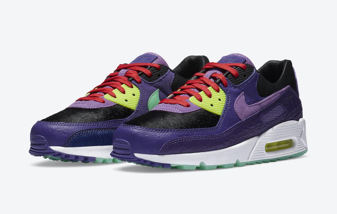 Nike Air Max 90 QS货号:CZ5588-001