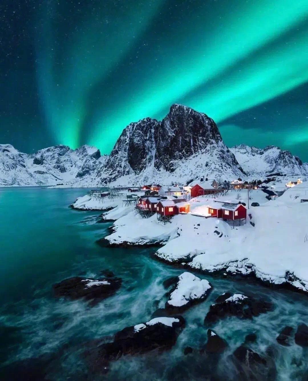 挪威,此生必去系列
