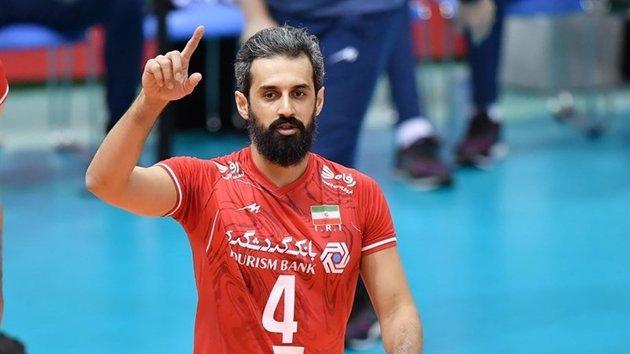 伊朗男排名将获誉 马鲁夫期待亮相中国联赛