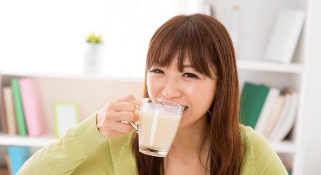 孕期该喝牛奶还是豆浆?选对选错差的不是一星半点,孕妈该知道