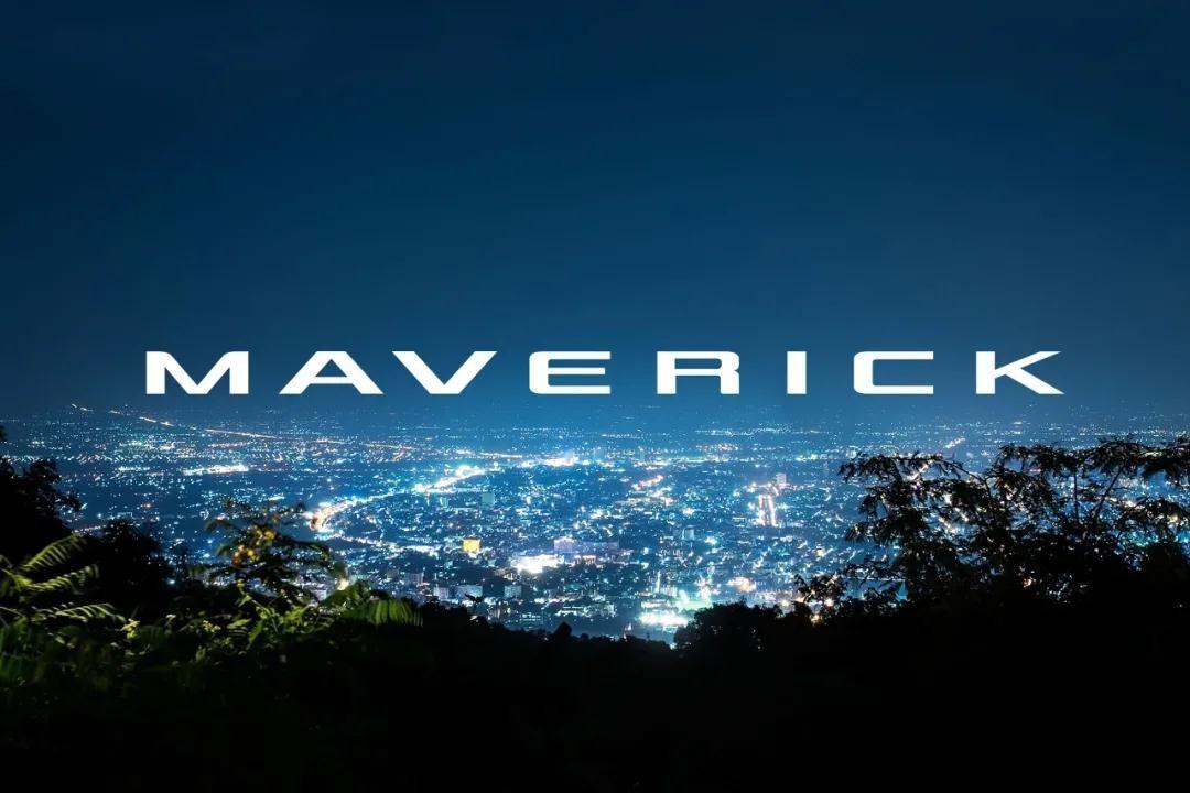 福特全新紧凑型皮卡Maverick将于6月8日发布